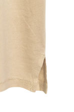 Long T-shirt - Beige - Men | H&M CN 3