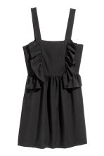 Abito in misto lyocell - Nero - DONNA | H&M IT 2