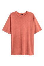 Wide T-shirt - Rust - Men | H&M CN 2