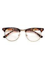 Glasses - Tortoise shell - Ladies | H&M CN 2