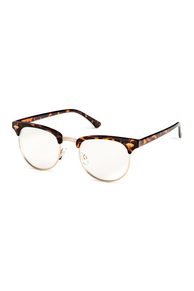 Glasses - Tortoise shell - Ladies | H&M CN 1