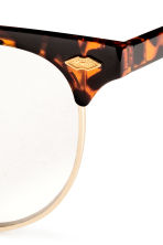 Glasses - Tortoise shell - Ladies | H&M CN 3