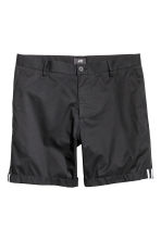Short chino shorts - Black - Men | H&M CN 2