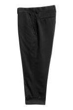 Suit trousers in twill - Black - Men | H&M CN 2