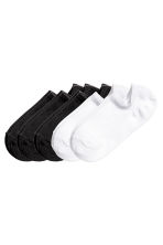 5-pack trainer socks - Black - Kids | H&M CN 1