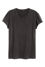T-shirt - Black - Men | H&M CN 2
