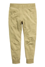 Joggers - Light khaki green - Men | H&M CN 2