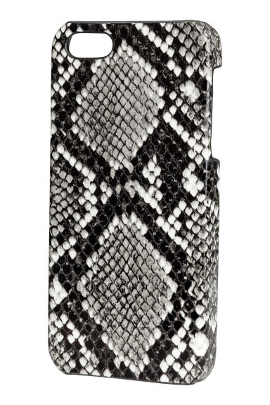 iPhone 5/5s case - Snakeskin print - Ladies | H&M CA 1