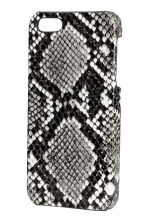iPhone 5/5s case - Snakeskin print - Ladies | H&M CN 1
