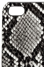 iPhone 5/5s case - Snakeskin print - Ladies | H&M CA 2