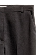Suit trousers with press-studs - Black - Ladies | H&M CN 3