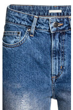 Jeans con coating argentato - Blu denim - DONNA | H&M IT 4