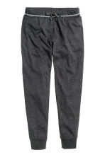 Jersey pyjamas - Dark grey marl - Kids | H&M CN 2