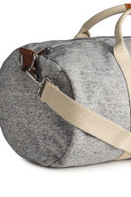 Jersey weekend bag - Grey marl - Ladies | H&M CN 3