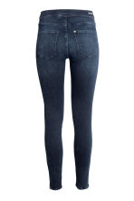 Shaping Skinny Ankle Jeans - Dark denim blue - Ladies | H&M CN 3