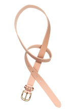 Belt - Powder beige - Ladies | H&M CA 2