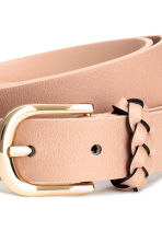 Belt - Powder beige - Ladies | H&M CA 3