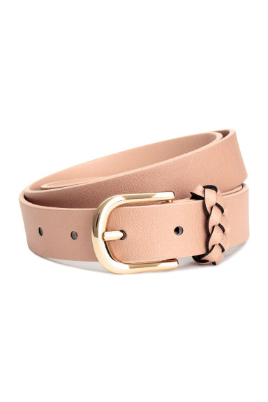 Belt - Powder beige - Ladies | H&M CA 1