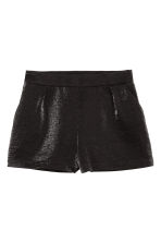 Short shorts - Black - Ladies | H&M CA 2