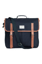 Laptop bag - Dark blue - Men | H&M 1