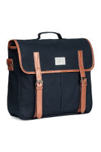 Borsa portacomputer - Blu scuro - UOMO | H&M IT 2