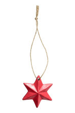 6-pack Christmas decorations - Red - Home All | H&M CN 2