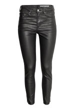 Skinny High Ankle Jeans - Black - Ladies | H&M CN 2