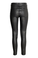 Skinny High Ankle Jeans - Black - Ladies | H&M CN 3