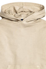 Hooded top - Beige - Men | H&M 3