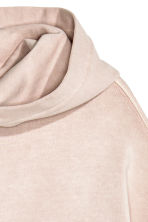 Hooded top - Light pink - Men | H&M 3