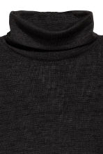 Pullover a collo alto - Nero - DONNA | H&M IT 3