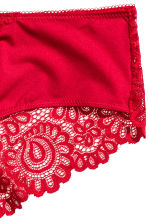 Hipster briefs - Red - Ladies | H&M CN 3