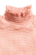 Polo-neck top - Apricot - Ladies | H&M CN 3