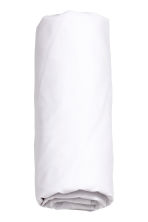 Drap-housse en coton - Blanc - Home All | H&M FR 1