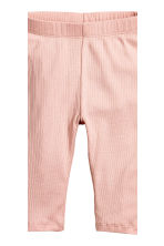 Bodysuit and trousers - Powder pink - Kids | H&M CN 2