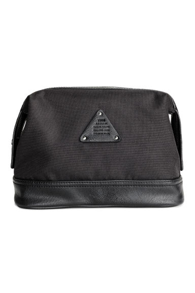 Wash bag - Black - Men | H&M CN 1