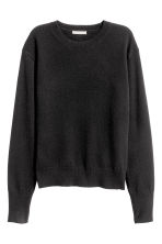 Cashmere jumper - Black - Ladies | H&M CN 2