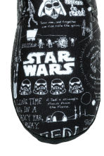 Soft slippers - Black/Star Wars - Men | H&M CN 3