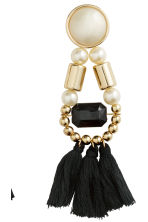 Earrings with tassels - Gold - Ladies | H&M GB 2