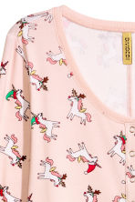 All-in-one pyjamas - Pink/Unicorn - Ladies | H&M CN 3