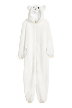 Polar bear suit - White/Polar bear - Ladies | H&M CN 1