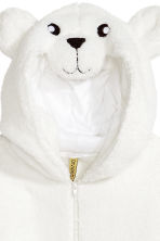 Polar bear suit - White/Polar bear - Ladies | H&M CN 3