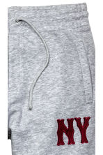 Joggers - Grey/New York - Men | H&M CN 3