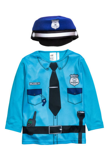Fancy dress costume - Blue/Police - Kids | H&M 1