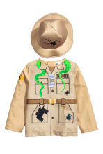 Fancy dress costume - Beige/Explorer - Kids | H&M 2