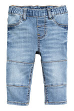 Treggings - Denim blue - Kids | H&M CN 1