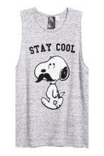 Pyjamas - Grey/Snoopy - Ladies | H&M CN 4