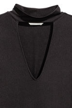 Turtleneck top - Black - Ladies | H&M CN 3