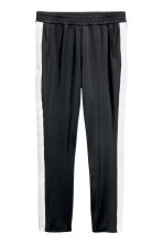 Joggers - Black/White - Ladies | H&M CN 2