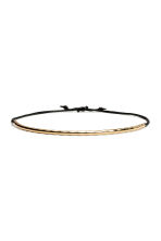 Waist belt - Gold/Black - Ladies | H&M CN 1